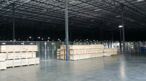 Professional Logistics Management, Wilmington warehousing and storage